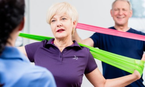 Schneller fit mit Krankengymnastik in Balingen