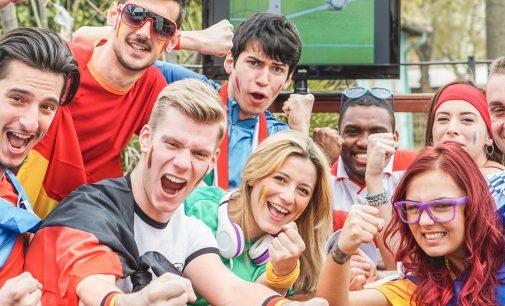 dorenburg event: Public Viewing zur WM mit Kunden und Mitarbeitern