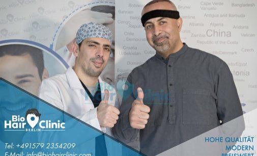 Haartransplantation in der Bio Hair Clinic Istanbul