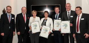 Gleich drei Interim Manager der DDIM vom AIMP ausgezeichnet
