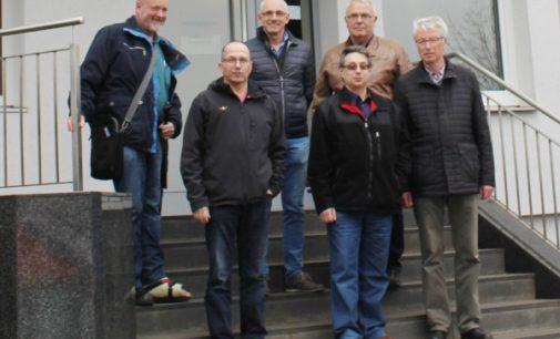 REFA Hessen besucht Herbert Maschinenbau