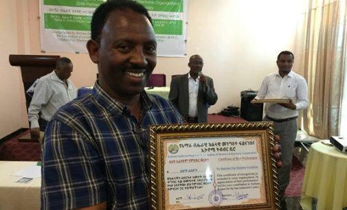 Auszeichnung für Karlheinz Böhms Äthiopienhilfe