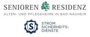 Logo Strom Sicherheitsdienste + Alten- und Pflegeheim Schacht
