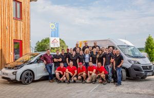 Die ÖKO-HAUS GmbH feiert ihr 20-jähriges Firmenjubiläum am 28./29. April mit einer großen Hausmesse.