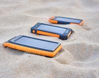 Ab in die Sonne mit frischer Energie! Solar-Powerbanks von XLayer bieten maximale Outdoor-Mobilität