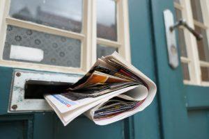 Too much information: KomServ rät zu einem sparsamen Einsatz von Vereinsnews.