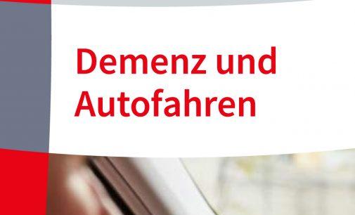 Autofahren bei Demenz? Fachtagung der Deutschen Alzheimer Gesellschaft informiert