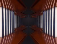 """Einladung zur Ausstellung """"GUAD 1"""" von Kunstphotograph Bernd Sannwald"""