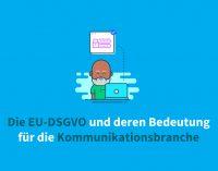 Neues Whitepaper: Ist die PR Branche bereit für die neue DSGVO?