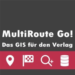 MultiRoute Go! - Das GIS für den Verlag
