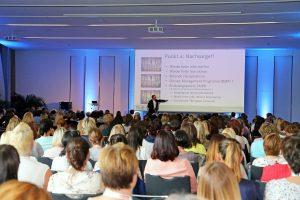 Zukunftsweisende Themen beim CP GABA Symposium