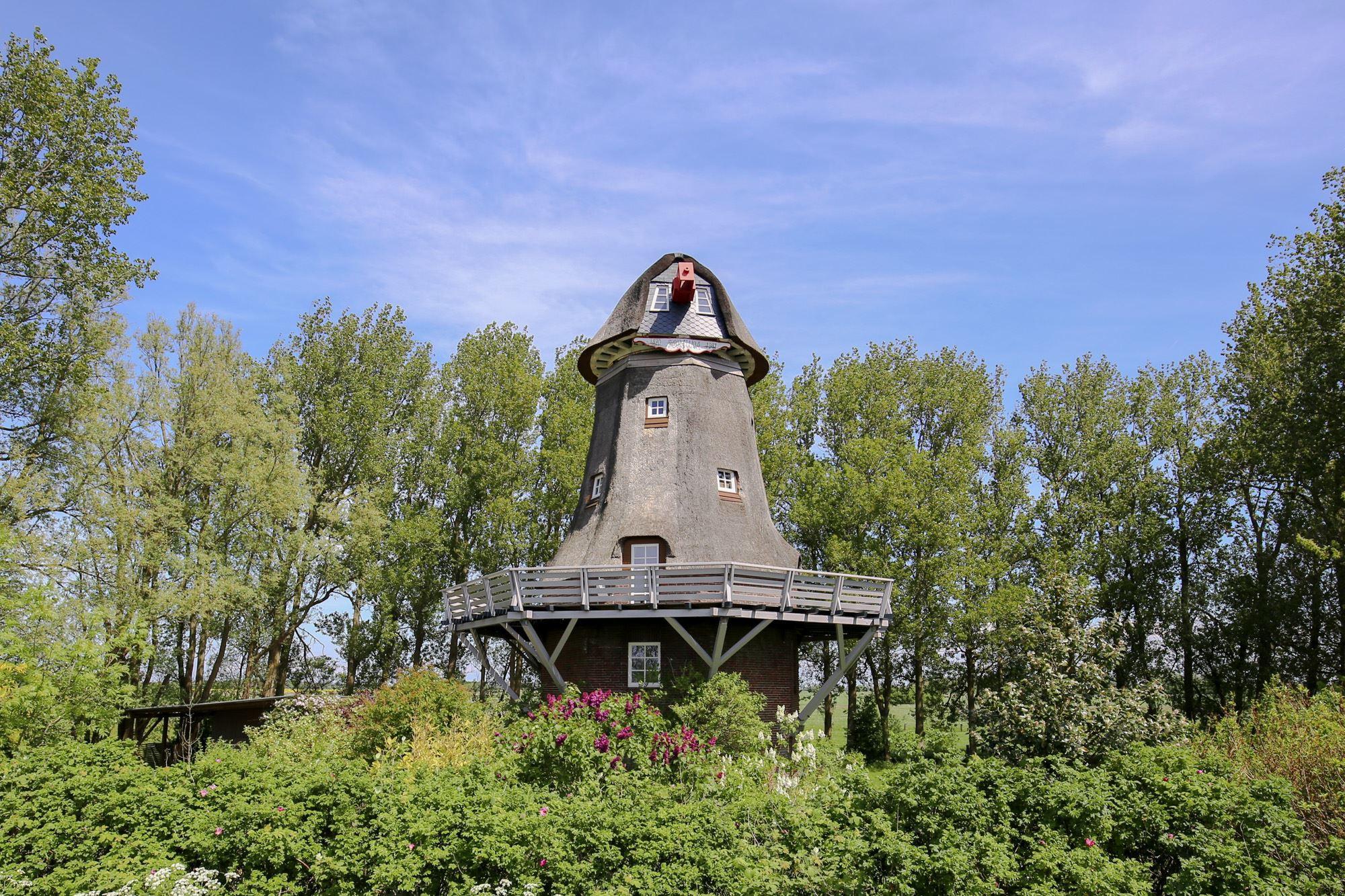 Genial Außergewöhnliche Ferienhäuser Das Beste Von Die Mühle Fortuna