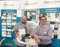 RMP germany auf der Zukunft Personal Süd und Zukunft Personal Nord 2018