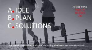 CEBIT 2018 - so läuft auch bei Ihnen die DSGVO - bplan solutions GmbH & Co KG
