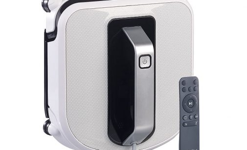 Profi-Fensterputz-Roboter PR-050 mit Vibrationsreinigung und Fernbedienung