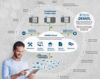 Produkte mit Smart Services vernetzt: DENIOS connect