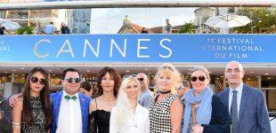 71. Cannes Film Festival und 2nd Fine Art Cannes Biennale