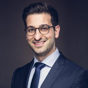 Milad Safar, Geschäftsführer der Weissenberg Group