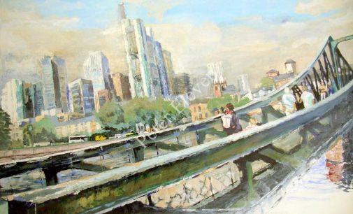 Peter Eleven zeigt Werke auf dem 17. INVESTMENT FORUM