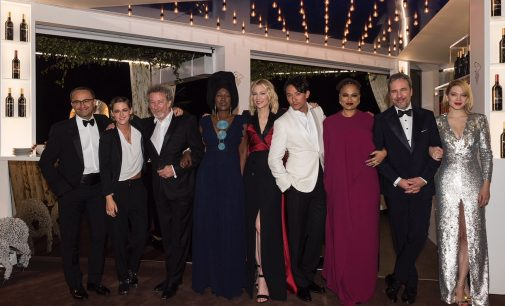 Jury lässt Cannes 2018 in Mouton Cadet Wine Bar ausklingen