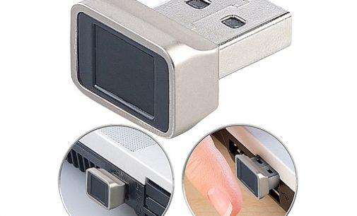 Xystec Finger-Abdruck-Scanner für Windows