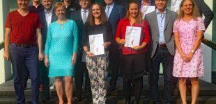 13 Unternehmen aus der Region erreichen die Juryliste beim Mittelstandswettbewerb Großer Preis des Mittelstandes 2018