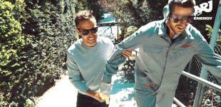 Rotes Kreuz Schweiz macht Nachwuchswerbung mit Altersanzug