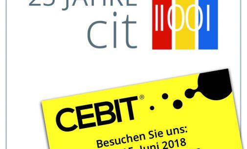 cit zeigt moderne E-Government-Lösungen auf der CEBIT