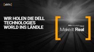 abtis bietet kompakten Überblick über die Zukunft des Dell-Ecosystems