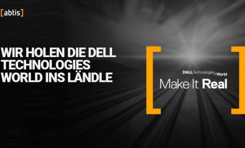 abtis holt die Dell Technologies World aus Las Vegas ins Ländle