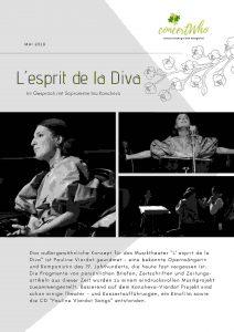 concertWho Magazin Mai 2018 - Ina Kancheva