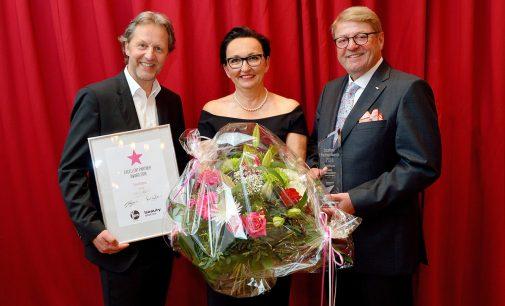 retipalm erhält Zukunftspreis der beauty alliance
