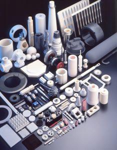 Kyocera Feinkeramik-Komponenten