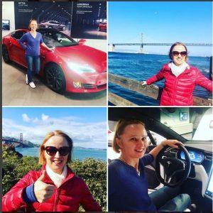 Prof. Dr. Claudia Hilker auf der Unternehmer-Reise ins Silicon Valley