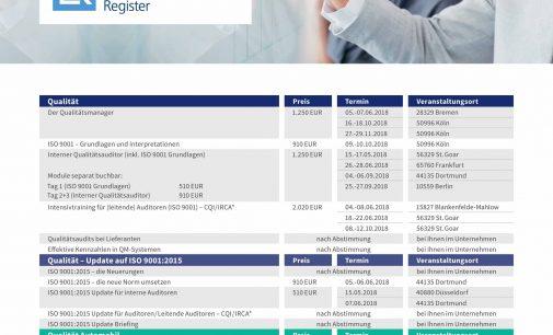 Das neue Trainingsprogramm Lloyd´s Register- jetzt einfach downloaden!