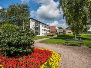Die A-Bauten des Klinikums am Weissenhof