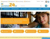 Pack4Food24.de –  der B2B Onlineshop für Gastro Großverbraucher
