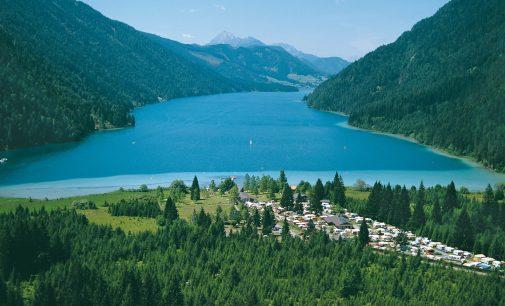 """Camping, Kärnten, Urlaubs-Vielfalt: """"Campingsterne"""""""