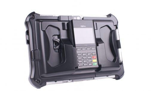 Panasonic präsentiert erste integrierte mobile Point-of-Sale-Lösung für seine robusten Geräte