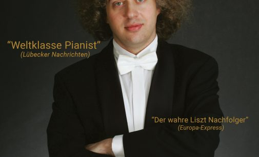 Klavierkonzert mit Vladimir Mogilevsky bei Niendorf – Luckenwalde