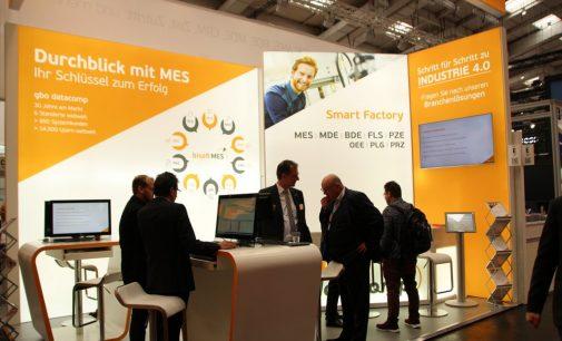 Digitalisierung – Unternehmen sind auf dem Weg zu Industrie 4.0