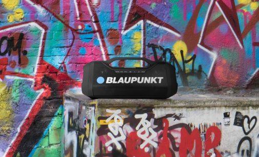 """Cooler Klang-Koffer: Blaupunkt Ghettoblaster """"BT 1000"""""""