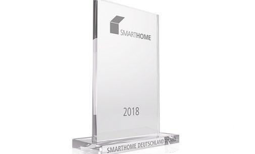 SmartHome Deutschland Awards 2018 vergeben