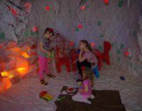 Salzgrotte Karlsruhe für Kinder im Juni kostenfrei