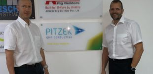 8 successful days after the OPEN DOOR Event of Pitzek GMP Consulting Pte Ltd in the German Centre, Singapore with high – ranking guests from the pharm