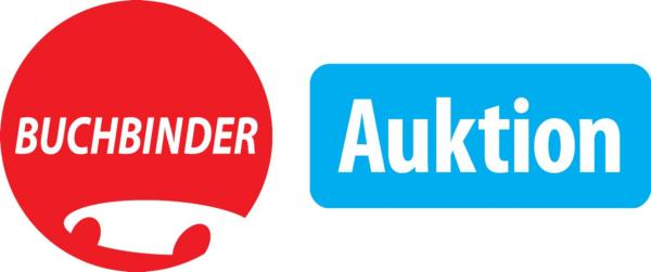 Logo Buchbinder Auktion