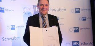 Heinrich Kürzeder kandidiert für IHK-Wahl 2018