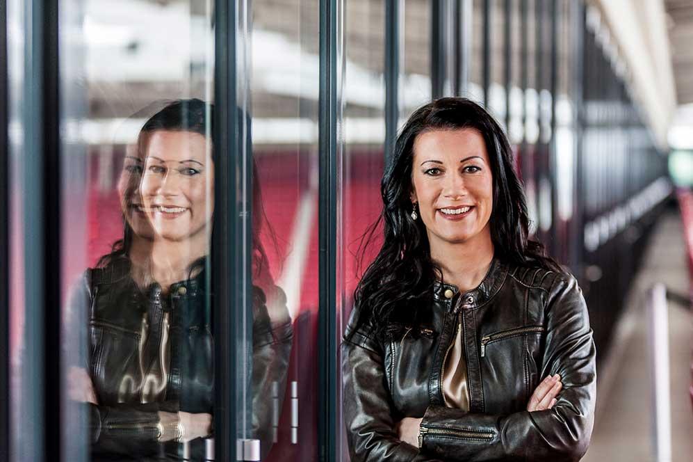 Mental Coach Anja Faras weiß, wie sich Erfolg trainieren lässt