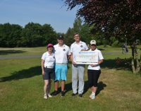 German-Rainbow-Golfers spenden für die Hirschfeld-Eddy-Stiftung