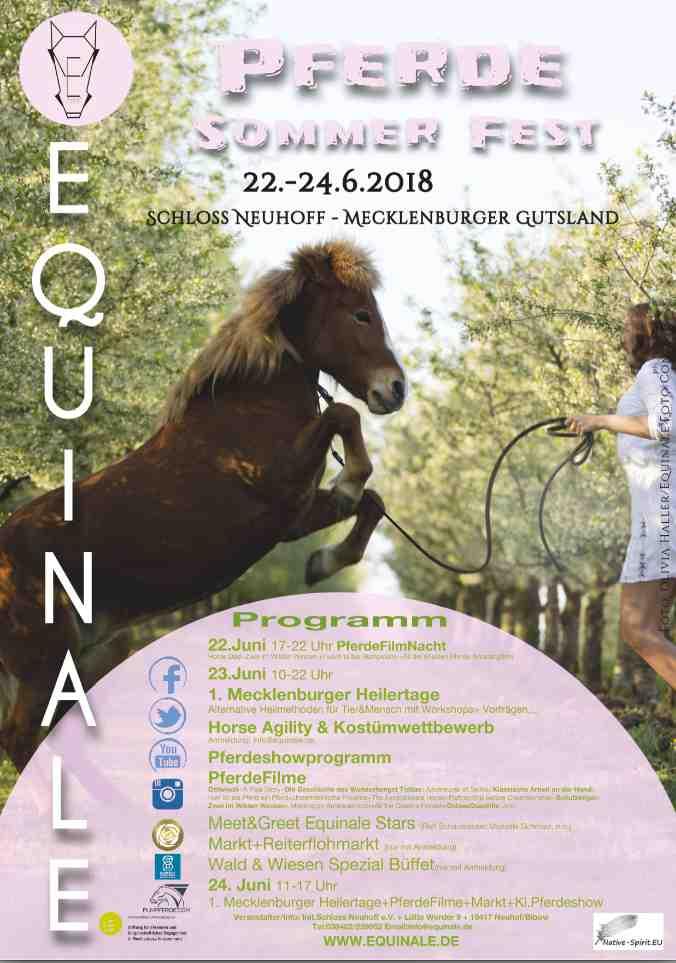 Equinale Pferde Sommer Fest & 1. Mecklenburger Heilertage